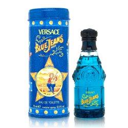 """Perfume Hombre Blue Jeans Versace EDT """"75 ml"""""""