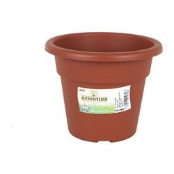 Vaso Resistente Marrone ø 18 x 14,6 cm