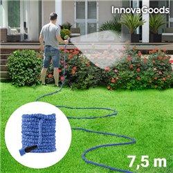InnovaGoods Dehnbarer Gartenschlauch 7,5 m