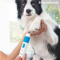 Lima per Unghie Ricaricabile per Animali Domestici Pawy InnovaGoods