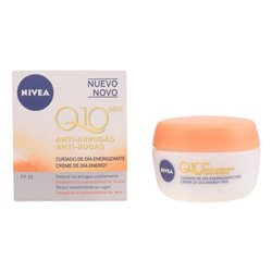 "Energising Anti-Wrinkle Cream Q 10 Plus Nivea ""50 ml"""