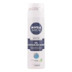"Shaving Gel Men Sensitive Nivea ""200 ml"""