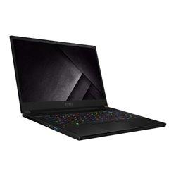 "Portatile Gaming MSI GS66-219ES 15,6"" i9-10980HK 64 GB RAM 2 TB SSD GF2080 Nero"