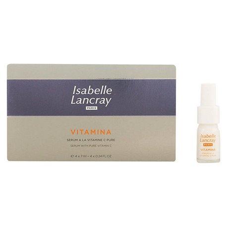 """Sérum Facial Isabelle Lancray """"4 x 7 ml"""""""