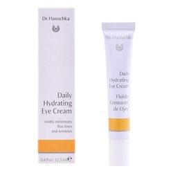 """Tratamiento para el Contorno de Ojos Daily Hydrating Dr. Hauschka """"12,5 ml"""""""