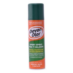 "Désodorant pour pieds Spray Sport Devor-olor ""150 ml"""