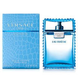 """Men's Perfume Man Eau Fraiche Versace EDT """"100 ml"""""""