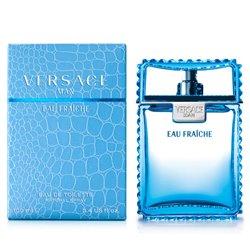 """Men's Perfume Man Eau Fraiche Versace EDT """"50 ml"""""""