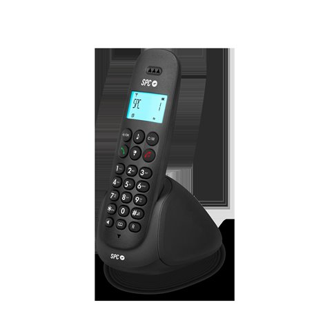 Telefono Senza Fili SPC 7310N DECT GAP Nero