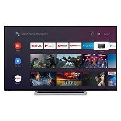 "Smart TV Toshiba 55UA3A63DG 55"" 4K Ultra HD DLED WiFi Nero"