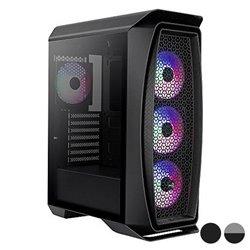 Casse Semitorre Micro ATX / Mini ITX / ATX Aerocool Aero One Frost RGB LED Ø 12 cm Bianco