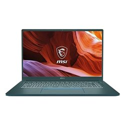 "Notebook MSI Prestige 15 9S7-16S311-007 15,6"" i7-10710U 32 GB RAM 512 GB SSD Nero"