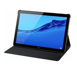 Custodia per Tablet Mediapad T5 Huawei Flip Cover Nero