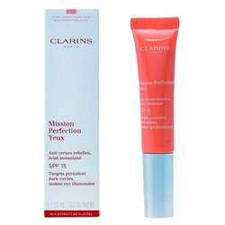 "Contorno dos Olhos Mission Perfection Yeux Clarins ""15 ml"""