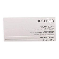 """Reductive Body Oil Concentrate Aromablend Decleor """"6 ml"""""""