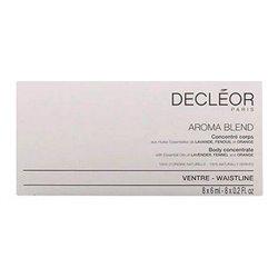 """Körperöl-Konzentrat für einen flachen Bauch Aromablend Decleor """"6 ml"""""""