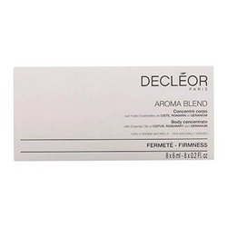 """Firming Body Oil Concentrate Aromablend Decleor """"6 ml"""""""