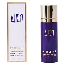 "Desodorizante em Spray Alien Thierry Mugler ""100 ml"""