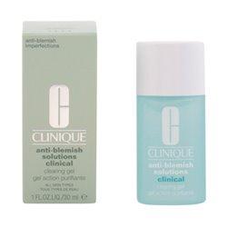"""Gel nettoyant visage Anti-blemish Solutions Clinique """"30 ml"""""""