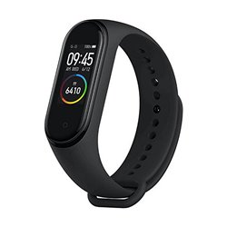 "Orologi Sportivi Xiaomi Mi Smart Band 4 0,96"" AMOLED Bluetooth 5.0 Nero"