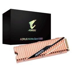Hard Disk Gigabyte Aorus Gen 4 SSD 2 TB