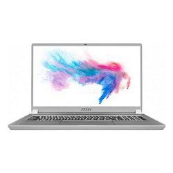 MSI Notebook Creator 17-204ES 17,3 i7-10875H 32 GB RAM 1 TB SSD Prateado