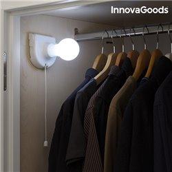 InnovaGoods Tragbare LED-Glühbirne