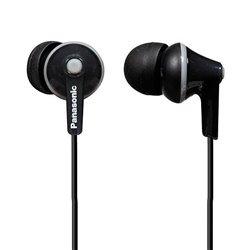 Auricolari Panasonic RP-HJE125E in-ear Nero