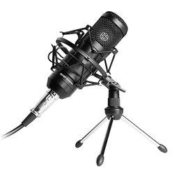 Mars Gaming Microphone MMICKIT Noir