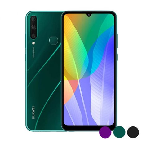 "Smartphone Huawei Y6p 6,3"" Octa Core 3 GB RAM 64 GB Verde"