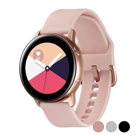 "Smartwatch Samsung Active SM-R500NZKAPHE 1,2"" Super AMOLED GPS 260 mAh (40 mm) Nero"