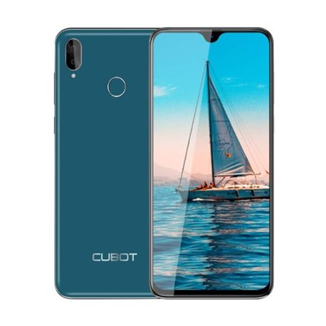 "Smartphone Cubot R15 Pro 6,26"" 3 GB RAM 32 GB 3000 mAh Verde"