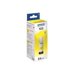 Inchiostro per Ricaricare le Cartucce Epson C13T00S 70 ml Giallo