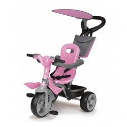Triciclo Feber Baby Plus Music Rosa