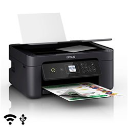 Stampante Multifunzione Epson Expression Home XP-3100 15-33 ppm LCD WiFi Nero
