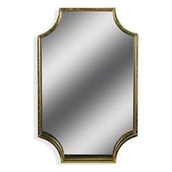 Specchio da parete Metallo (70 X 45 x 7 cm)