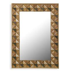Specchio da parete Legno (54 X 74 x 1 cm)