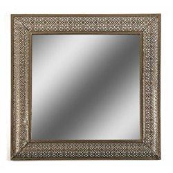 Specchio da parete Metallo (80 X 80 x 4 cm)
