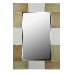Specchio da parete Somerset Legno (70 X 50 x 2 cm)