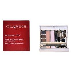 Palette d'ombres à paupières Clarins 15911