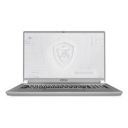 "Notebook MSI WS75-651ES 17,3"" i7-10875H 32 GB RAM 1 TB SSD Argentato"