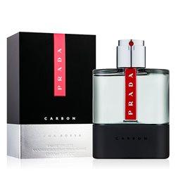 """Perfume Hombre Luna Rossa Carbon Prada EDT """"100 ml"""""""
