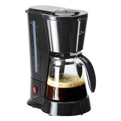 Caffettiera Americana JATA CA288N 600W (8 tazze) Nero