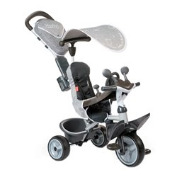 Triciclo Simba Baby Driver Confort Grigio