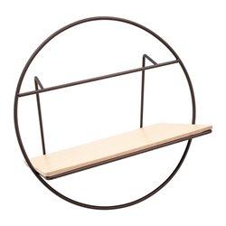 Magazine rack Quid Cotton Enamelled Steel (34 x 21 x 32 cm)