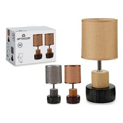Lampe de bureau (2 Pièces) (13 x 27 x 13 cm)