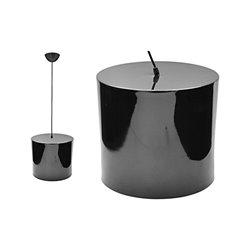 Suspension Noire (26,5 cm)