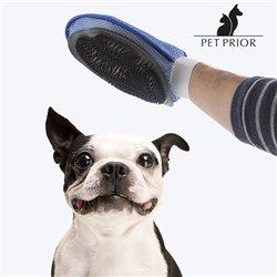 Gant de Brossage pour Animaux de Compagnie Pet Prior