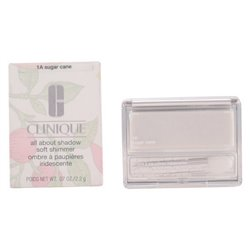 Clinique Ombretto All About Shadow Soft Shimmer 1A - Sugar Cane - 2,2 g