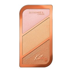 "Highlighter Kate Sculpting Rimmel London ""002 - Coral Glow - 18,5 g"""